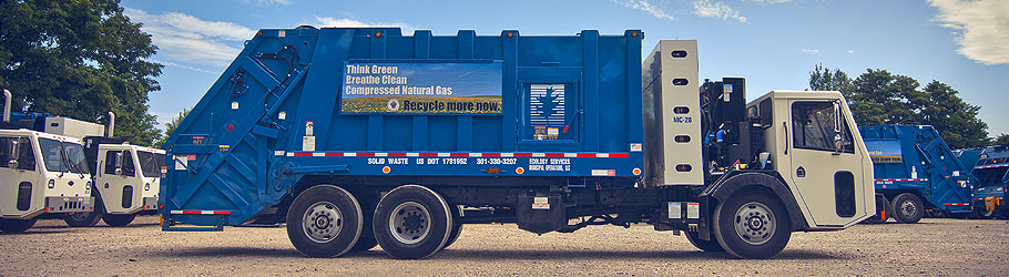 Ecology Services Refuse & Recycling | Maryland Trash Services